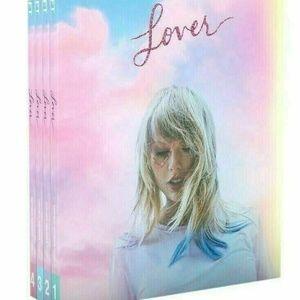 TAYLOR SWIFT - LOVER Target Exclusive Deluxe Album